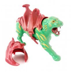 Masters Of The Universe – Battle Cat (original 1976 Big Jim mold)