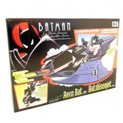 Batman: The Animated Series – B.A.T.S / Batrennschlitten (MSIB)