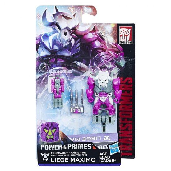 Transformers: Generations Power of the Primes Prime Masters – Liege Maximo
