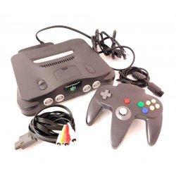 N64 – Nintendo 64 Console