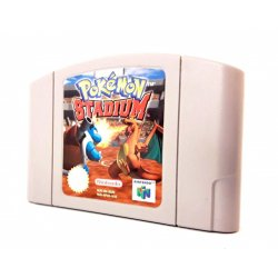 N64 – Pokemon Stadium (GE) (version A)