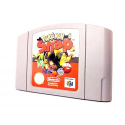 N64 - N64 – Pokemon Snap (GE) -