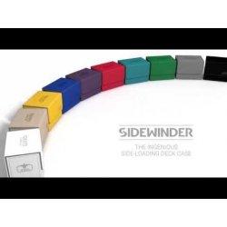 Ultimate Guard SideWinder™ 80+ Standard Size XenoSkin™ White