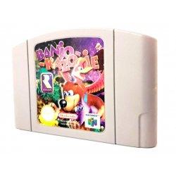 N64 – Banjo-Kazooie
