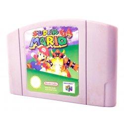 N64 – Super Mario 64