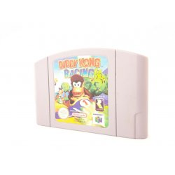 N64 – Diddy Kong Racing
