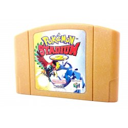 N64 – Pokemon Stadium 2 (GE)