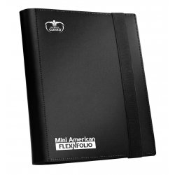 Ultimate Guard Mini American 9-Pocket FlexXfolio Black