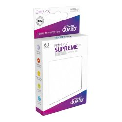 Ultimate Guard Supreme UX Sleeves Japanese Size Frosted (60)