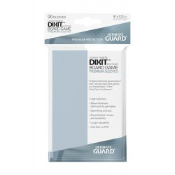 Ultimate Guard Premium Soft Sleeves for Board Game Cards Dixit™ (90)