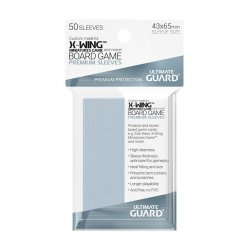 Ultimate Guard Premium Soft Sleeves for Board Game Cards Star Wars™ X-Wing™ Miniatures Game (50)