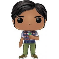 The Big Bang Theory POP! TV Vinyl Figure Raj 9 cm