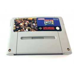 Super Nintendo – Donkey Kong Country 2