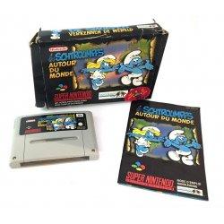 Super Nintendo - Super Nintendo – Les Schtroumpfs : Autour du Monde -