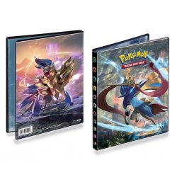 Pokémon TCG Sword & Shield 4-Pocket Portfolio