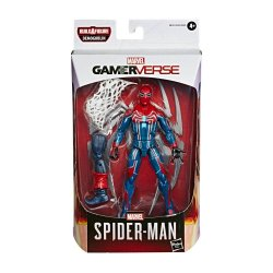 Marvel Legends Series Spider-Man - Spider-Man Velocity Suit (Marvel Gamerverse)