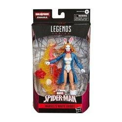 Marvel Legends Series Spider-Man - White Rabbit (Marvel Spider-Man)