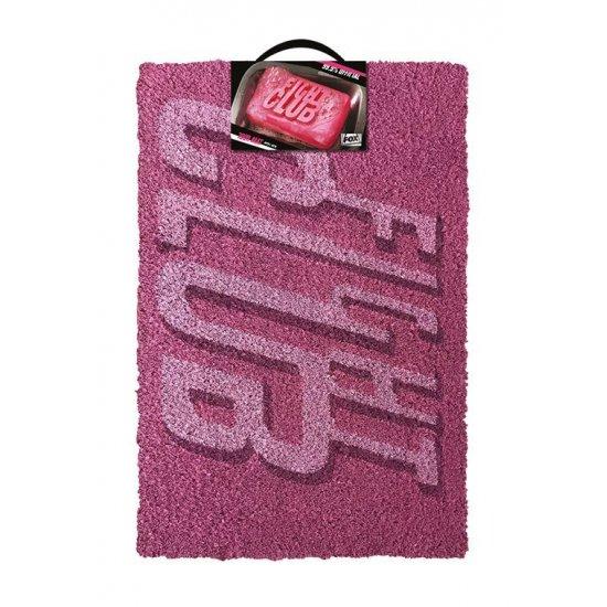 Fight Club Doormat Soap 40 x 60 cm