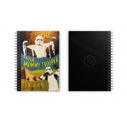 Original Stormtrooper Notebook Mummy Trooper