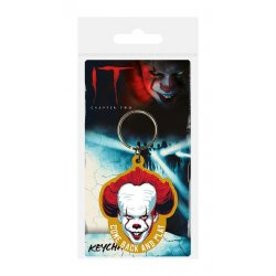 It Chapter Two Rubber Keychain Come Back and Play 6 cm