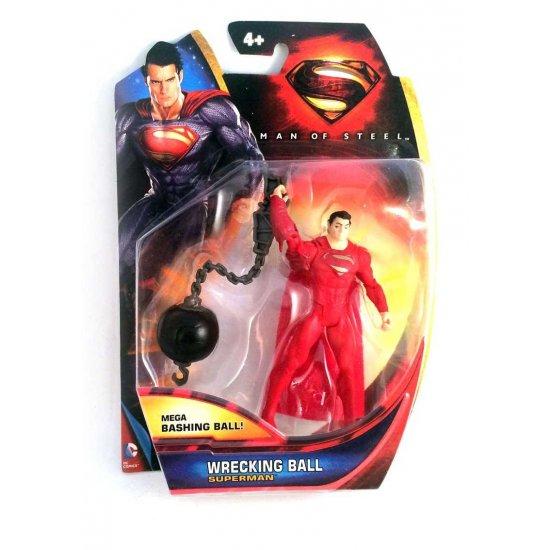 Wrecking Ball Superman