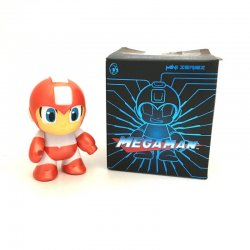 Mega Man Mini Series Kidrobot Blind Figure 1/20 Mega Man Red