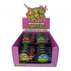 Teenage Mutant Ninja Turtles Shell Sours Tin