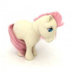 My Little Pony: G1 - Cotton Candy (Italy / Airbrushed Eyes)