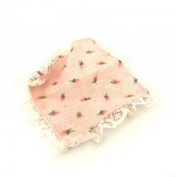 My Little Pony: G1 - Baby Buggy Pink Rosebud Blanket
