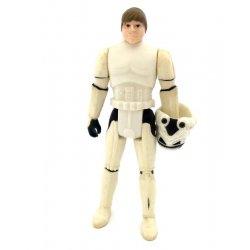 "Star Wars -"" Luke Skywalker (Imperial Stormtrooper Outfit) (incomplete)"
