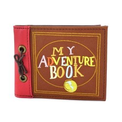 Disney by Loungefly Wallet Up My Adventure Book