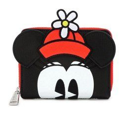 Disney by Loungefly Wallet Positively Minnie Polka Dots