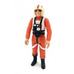 """Star Wars -"""" Luke Skywalker X -wing Pilot (incomplete)"""