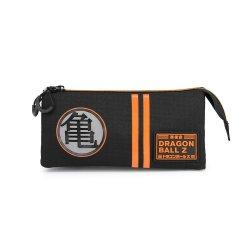 Dragon Ball Pencil Case Kame Symbol Triple