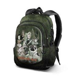 Dragon Ball Backpack Evil Running