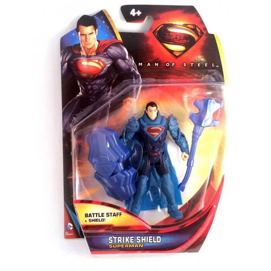 Strike Shield Superman