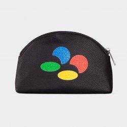 Nintendo Wash Bag SNES Logo
