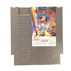 NES – Chip 'N Dale Rescue Rangers