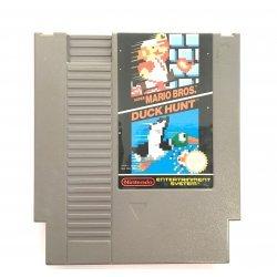 NES – Super Mario Bros and Duck Hunt