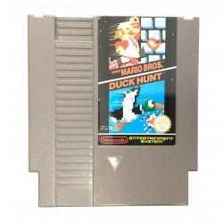 NES – Super Mario Bros and Duck Hunt (Cart B)