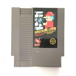 NES – Wrecking Crew