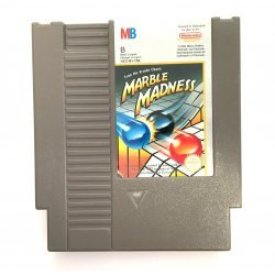 NES – Marble Madness