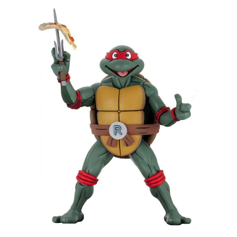 Teenage Mutant Ninja Turtles (Cartoon) Action Figure 1/4 Raphael 41 cm