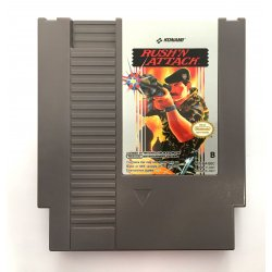 NES – Rush 'n Attack (Cart B)