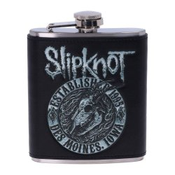 Slipknot Hip Flask Flaming Goat
