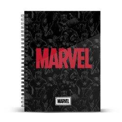 Marvel Notebook A4 Marvel Logo