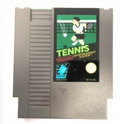NES – Tennis (Cart B)
