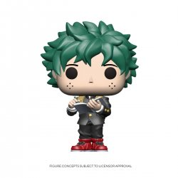 My Hero Academia POP! Animation Vinyl Figure Deku (Middle School Uniform) 9 cm