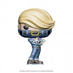My Hero Academia POP! Animation Vinyl Figure Best Jeanist 9 cm