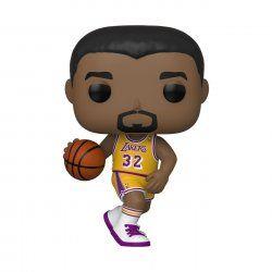 NBA Legends POP! Sports Vinyl Figure Magic Johnson (Lakers home) 9 cm